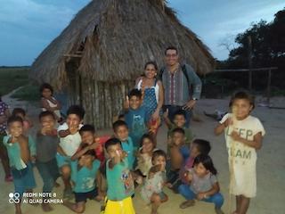 Capacitación a Comunidades Indigenas
